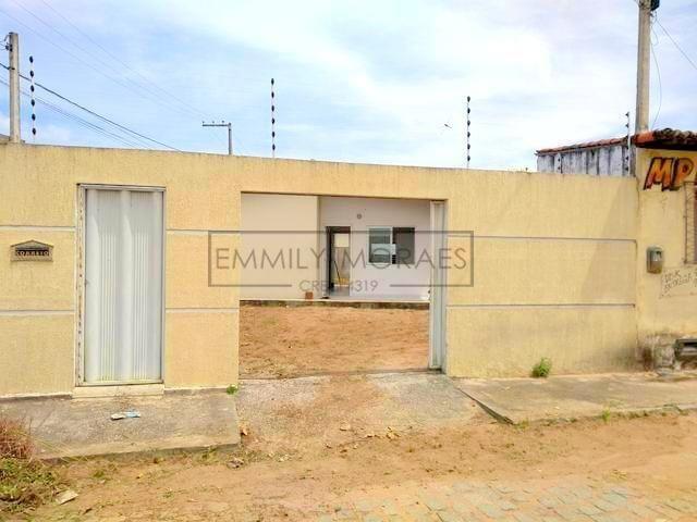 Vendo Casa do Lado da SOMBRA - R$ 69.900 - São Gonçalo do Amarante - SGA1764
