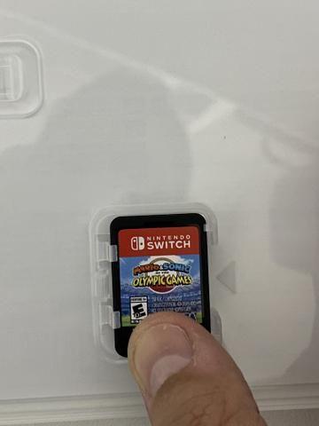 Mario e sonic nos jogos olímpicos 2020 para Nintendo switch - Foto 3