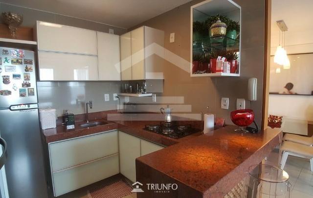 (HN) Oferta Única ! Apartamento com 83m² - Projetado - Sala Ampliada - Lazer completo - Foto 4