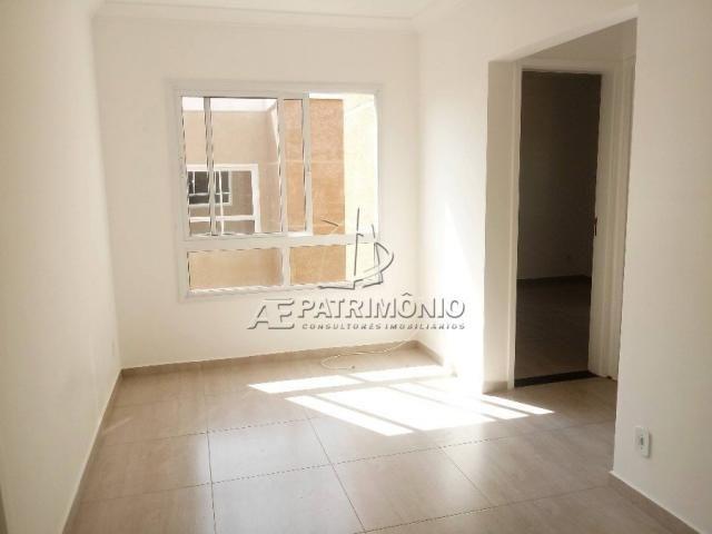 Apartamento para alugar com 2 dormitórios em Almeida, Sorocaba cod:58498 - Foto 2