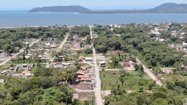 Terreno à venda, 300 m² por r$ 63.000 - praia dos veleiros - itapoá/sc - Foto 2