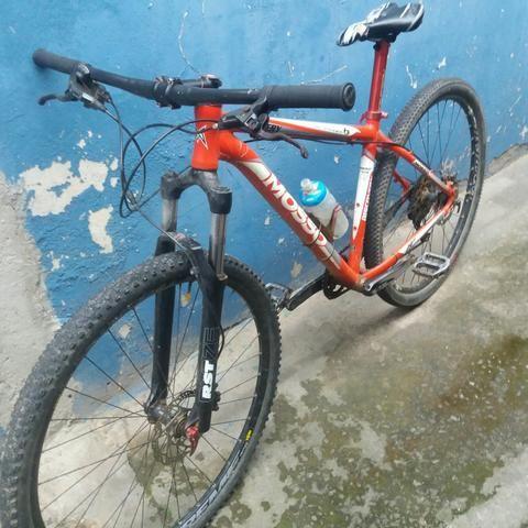 Bike mosso 29. quadro 17 relação 1x11
