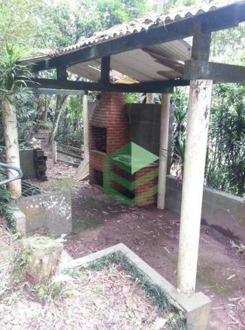 Terreno à venda, 315 m² por R$ 320.000 - Rio Grande - São Bernardo do Campo/SP