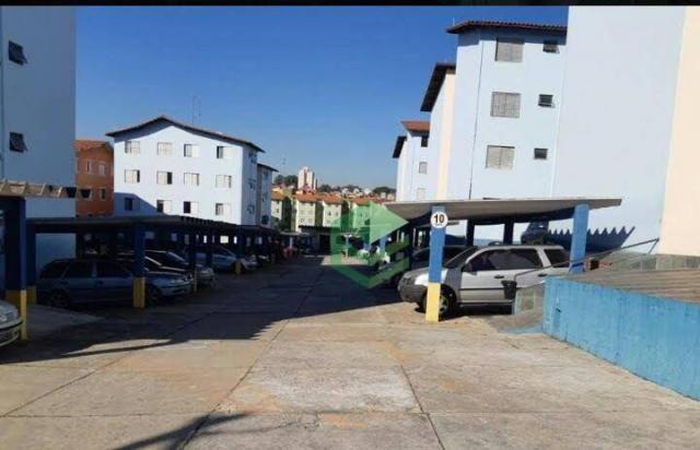 Apartamento com 2 dormitórios à venda, 57 m² por R$ 199.000 - Vila Marchi - São Bernardo d - Foto 3