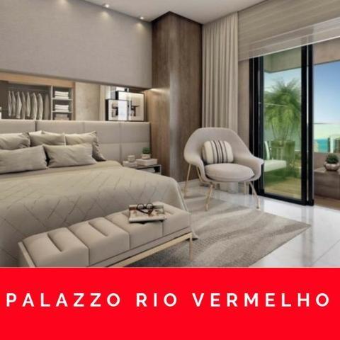 Pallazzo Rio Vermelho, 1/4 e 3/4 - entrega 12/2021 - Foto 3