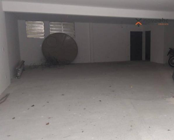 Salão para alugar, 90 m² por R$ 3.000/mês - Vila Guiomar - Santo André/SP