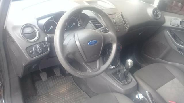 New fiesta hatch 1.5 2014 completo impecável - Foto 7