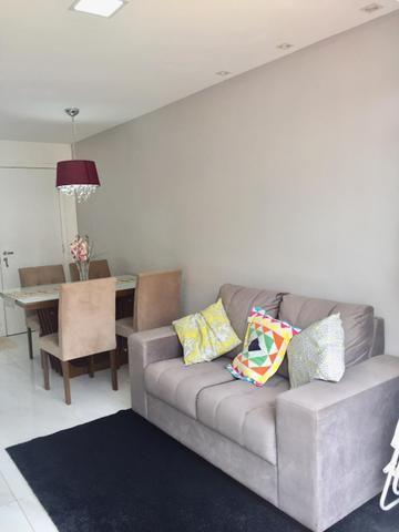 295 mil belíssima apartamento de 03 quartos no calhau - São Luís - Foto 2