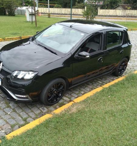 Vendo Sandero RS 2015/16 - Foto 3