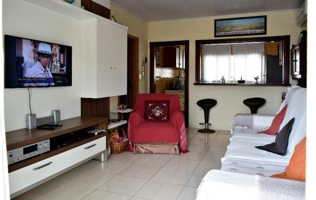 Casa com ar condicionado e WI-FI, a 15 m do mar na Praia da Ilhota, Itapema - Foto 7