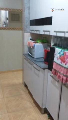 Apartamento com 2 dormitórios para alugar, 55 m² por R$ 1.000/mês - Parque Erasmo Assunção - Foto 3
