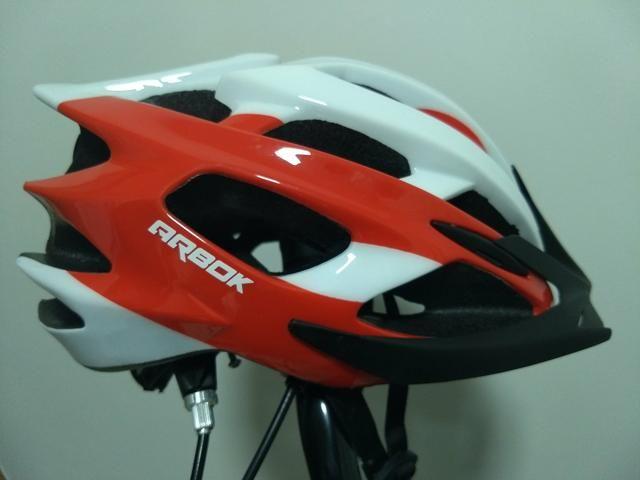 Capacete de Ciclismo Arbok - Foto 3