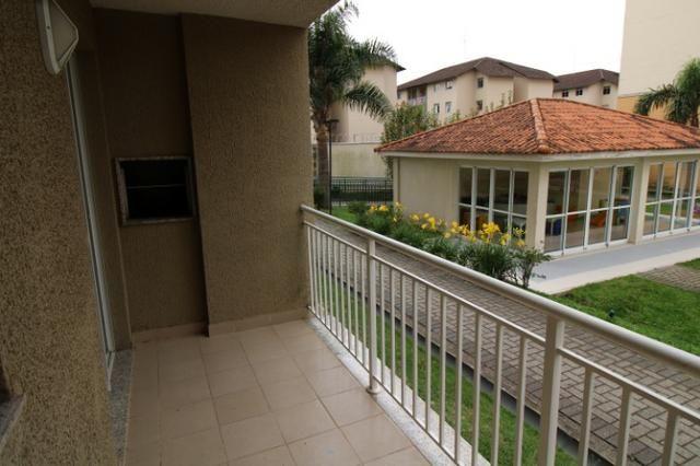 Condomínio Club - Recanto Verde 57m2 2 dormitórios churrasqueira na sacada - Foto 4
