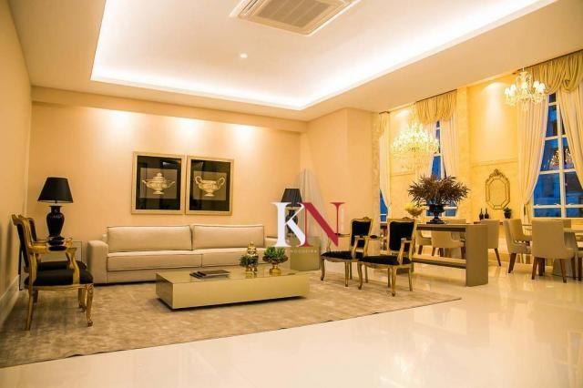 Apartamento com 4 dormitórios à venda, 273 m² por r$ 1.669.586 - altiplano - joão pessoa/p - Foto 17