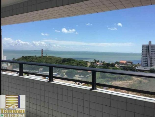 T= Exclusivo Apartamento com Vista para o Mar - 92m _ 3 Quartos