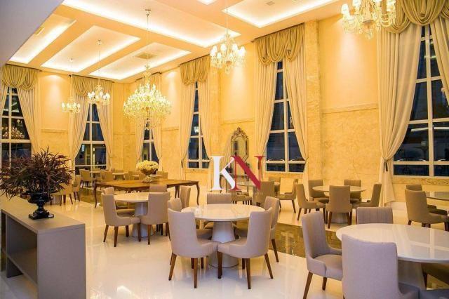 Apto de luxo c/ 4 suítes à venda, 273 m² por r$ 1.669.586 - altiplano - joão pessoa/pb - Foto 19