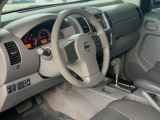 Nissan Frontier LE 2.5 4x4 Diesel Aut 2008/2009 - Foto 7
