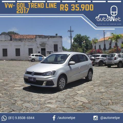 VW- Volkswagen Gol TrendLine 1.6 - Carro Excelente!!! - Foto 3