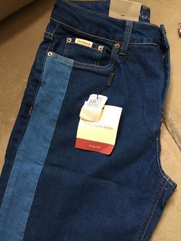 Calça feminina Calvin Klein - Foto 3