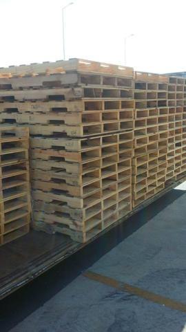 Pallet de madeira - Foto 5