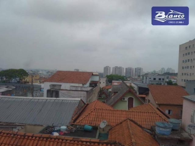 Apartamento com 2 dormitórios para alugar, 65 m² por r$ 1.100/mês - jardim santa mena - gu - Foto 2