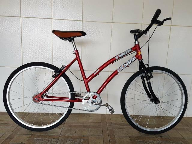 Bicicleta aro 24 reformada infantil