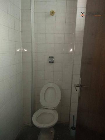 Sala para alugar, 33 m² por R$ 800/mês - Jardim Utinga - Santo André/SP