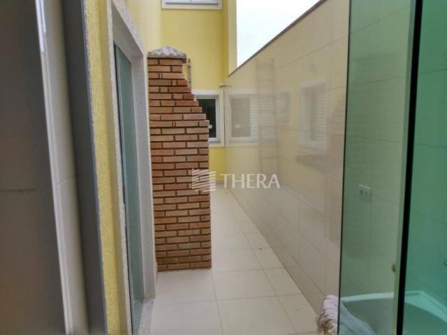 Apartamento com 3 dormitórios à venda, 96 m² por r$ 460.000,00 - campestre - santo andré/s - Foto 11