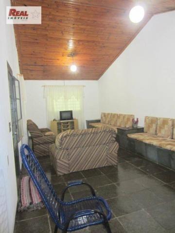 Chácara residencial à venda, chácaras moema, araçatuba. - Foto 12