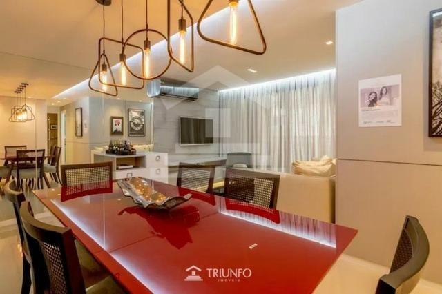 (HN) TR 12109 - Apartamento novo no Cocó com 92m² - 3 suítes - Fino Acabamento - Foto 2