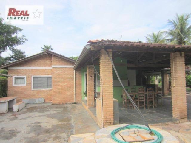 Chácara residencial à venda, chácaras moema, araçatuba. - Foto 6
