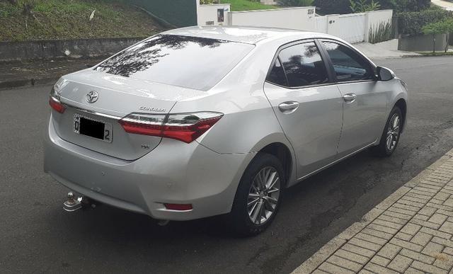 Toyota Corolla GLi Upper - Completo e Super Econômico - Foto 4