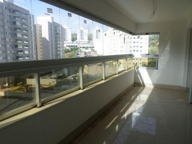 Apartamento excelente 4 quartos todo montado 2 suítes 3 vagas livre e lazer top - Foto 4