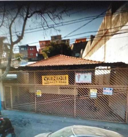 Terreno à venda em Vila sacadura cabral, Santo andré cod:61830