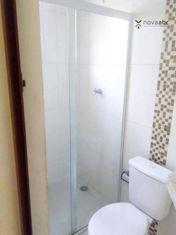 Apartamento com 2 dormitórios para alugar, 56 m² por R$ 1.100,00/mês - Parque Oratório - S - Foto 20