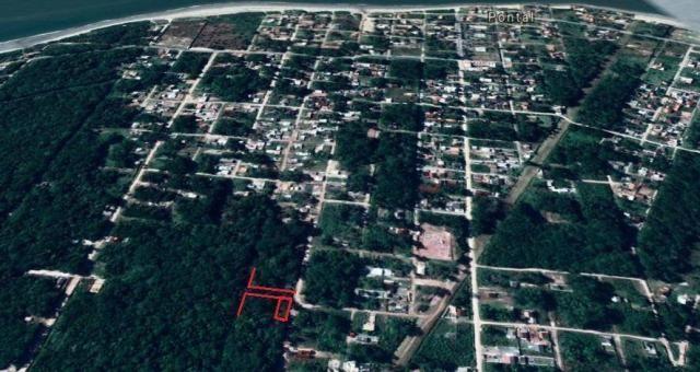 Terreno à venda, 325 m² por r$ 60.000,00 - praia dos veleiros - itapoá/sc - Foto 6