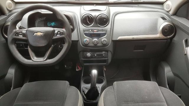 Chevrolet - Agile LTZ 1.4 Flex 2014 Vermelho Completo Super Novo Doc OK - Foto 10
