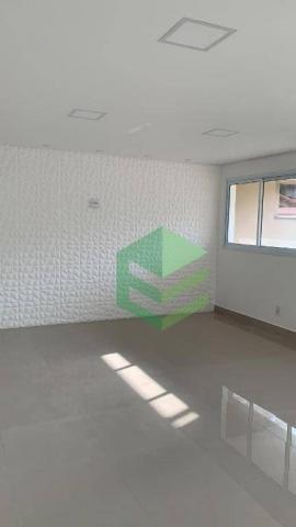Apartamento com 2 dormitórios à venda, 53 m² por R$ 300.000 - Paulicéia - São Bernardo do