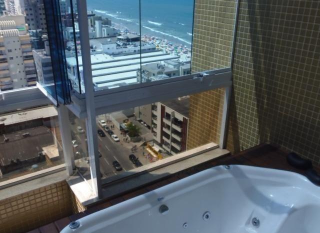 Apartamento 04 Suites _ Vista panorâmica para o mar_ Meia praia - Foto 4