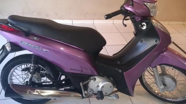 Biz 125 ES 2013 partida elétrica KM 18.850 moto muito nova - Foto 11