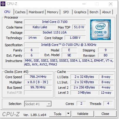 I3 7100+mb h110M-D(DDR4) - Foto 4