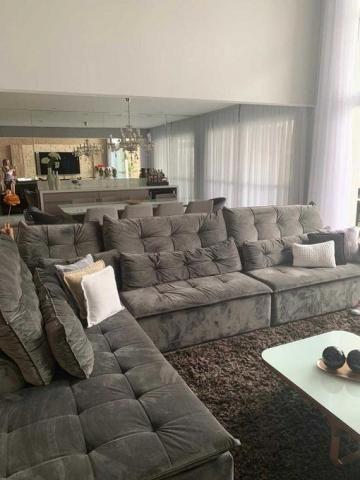 Apartamento à venda com 5 dormitórios em Alto da boa vista, São paulo cod:62078 - Foto 4