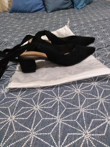 Sapato modelo Nina Arezzo - Tamanho 38