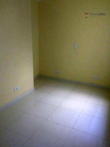Apartamento com 2 dormitórios para alugar, 56 m² por R$ 1.100,00/mês - Parque Oratório - S - Foto 15