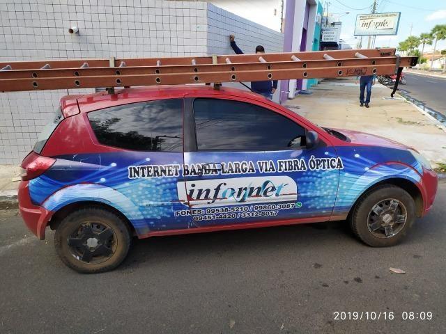 Fords Ka 2011 completo por R$ 7.500,00