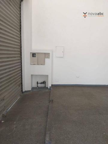 Salão com energia trifásica para alugar, 350 m² por R$ 5.000/mês - Jardim Ana Maria - Sant - Foto 4