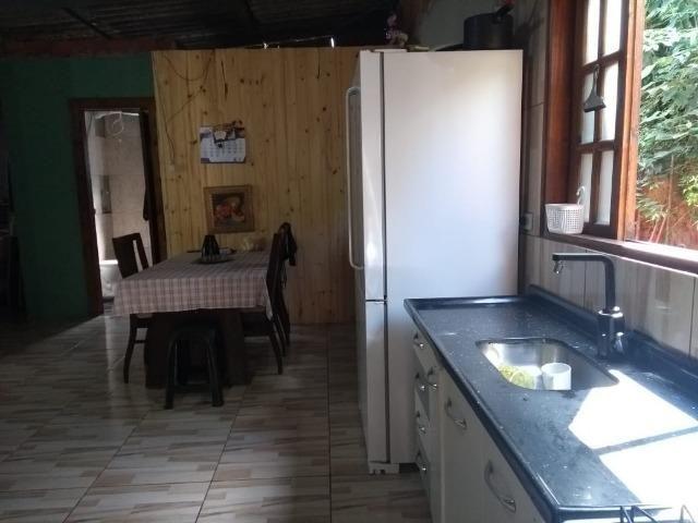 Terreno 400 m2 com casa no Bairro Ressaca. 8 Km do centro de Embu Das Artes - Foto 6