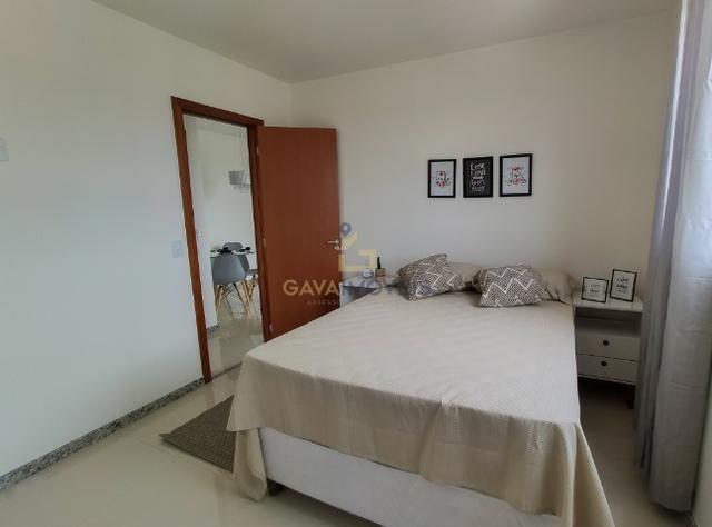 Apartamento decorado com 2 quartos e 1 suíte pronto para morar! - Foto 6