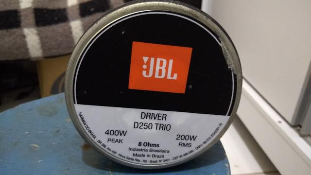 driver d250 trio JBL
