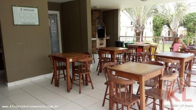 Imperdivel, Apto , 2° andar, 2 quartos, no Residencial Jangadas, Nova Parnamirim - Foto 15